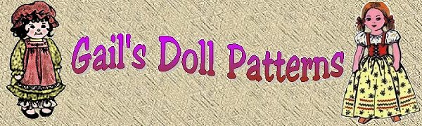 Gails Doll Patterns